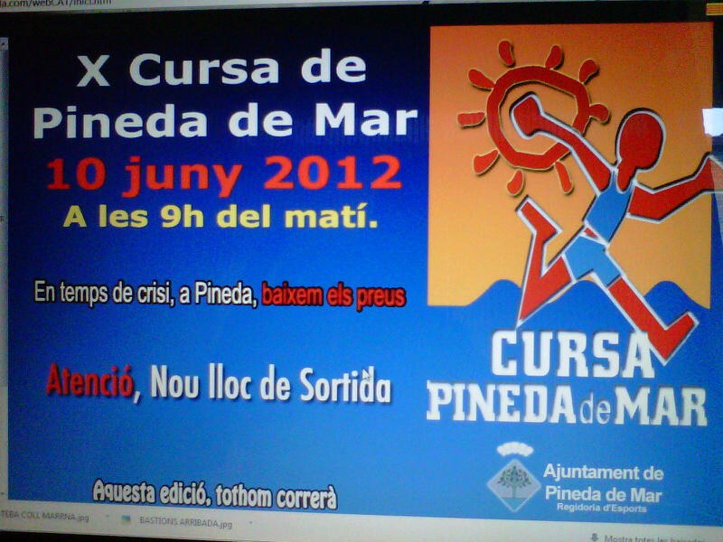 CURSA DE PINEDA